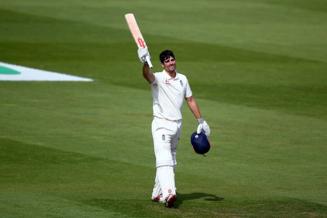 Alastair Cook dream come true to end international career with a century England India 5th Test The Oval cricket