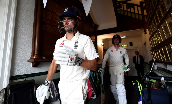 Alastair Cook I won't come out of retirement to play for England again cricket