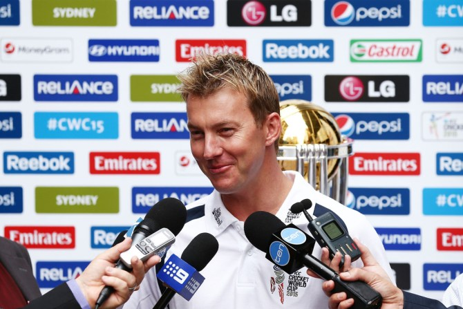 Brett Lee revealed that when he saw Shoaib Akhtar, he thought holy smoke this guy has good pace Pakistan cricket