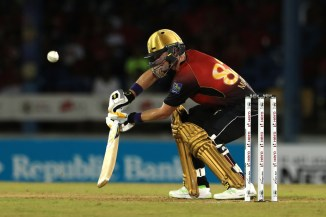 Colin Munro 90 Trinbago Knight Riders Guyana Amazon Warriors Caribbean Premier League CPL cricket