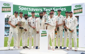 England 118-run win 4-1 series victory India 5th Test Day 5 The Oval cricket