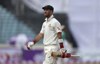 Ricky Ponting shocked Glenn Maxwell dropped Pakistan Test series Australia cricket