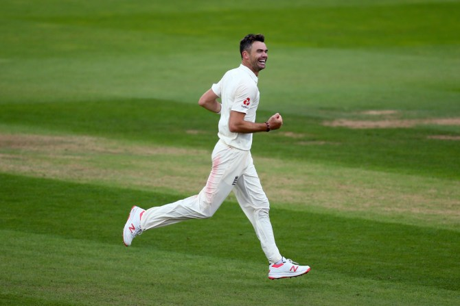 James Anderson Glenn McGrath Dale Steyn better bowlers than me England cricket