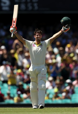 Ricky Ponting Mitchell Marsh Australia Test vice-captain ODI skipper cricket