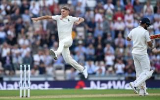 James Anderson heaps praise on Sam Curran England cricket