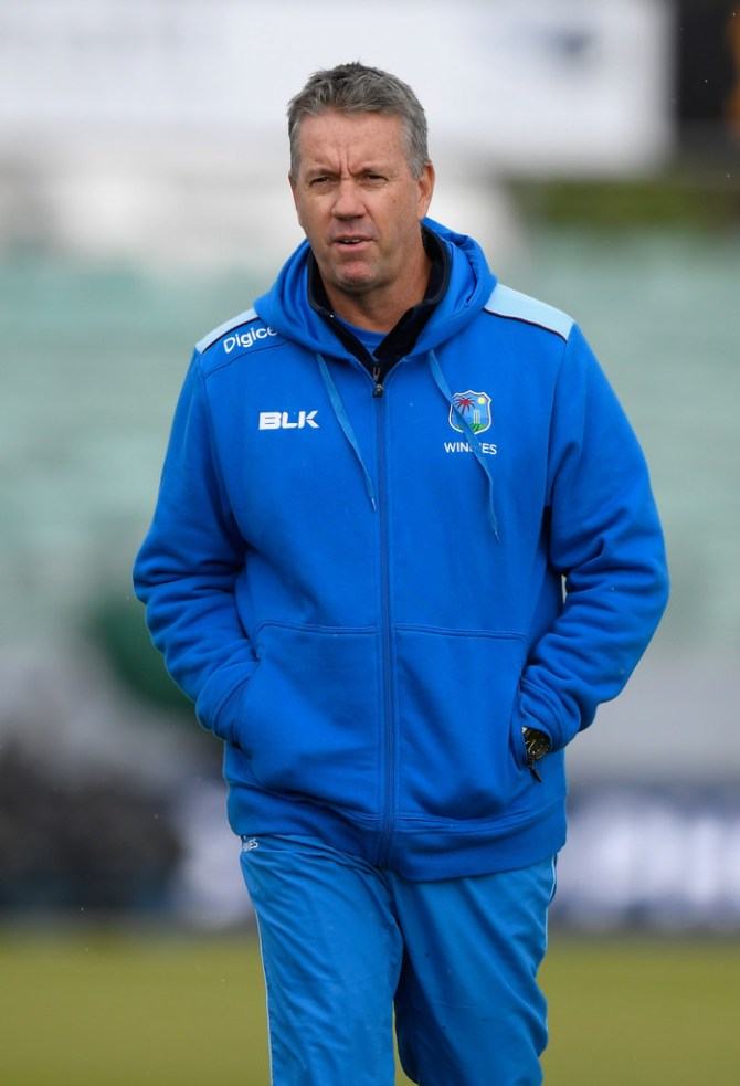 Stuart Law resigns as West Indies head coach cricket