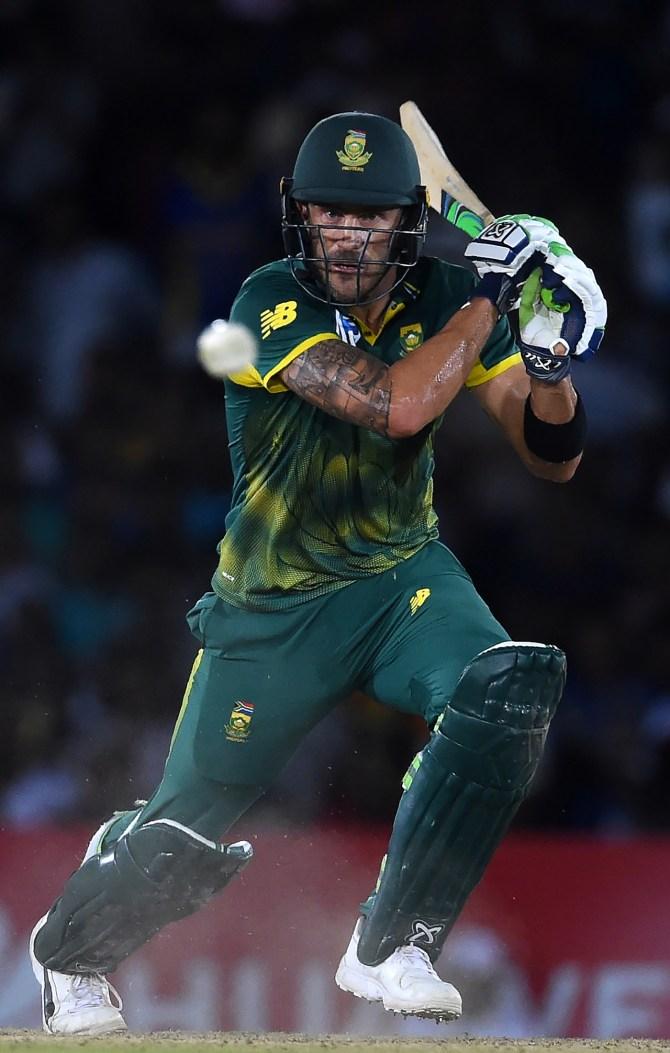 Faf du Plessis make comeback third ODI Zimbabwe South Africa cricket