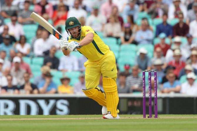 Aaron Finch replaces Tim Paine as ODI captain Australia South Africa ODI series cricket