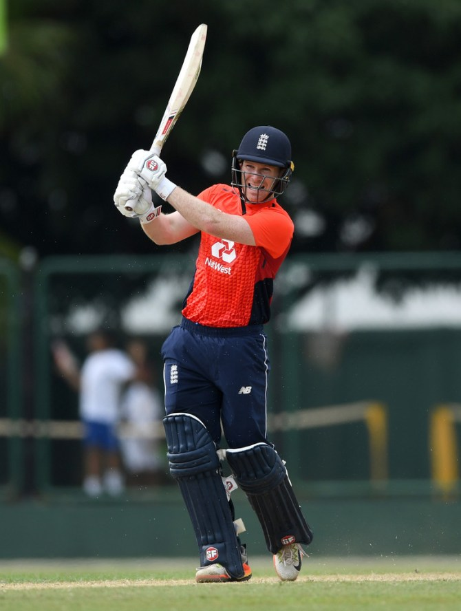 Eoin Morgan ready to drop himself if he fails to perform England cricket