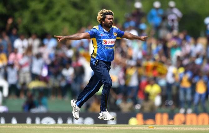 Lasith Malinga five wickets Sri Lanka England 2nd ODI Dambulla cricket
