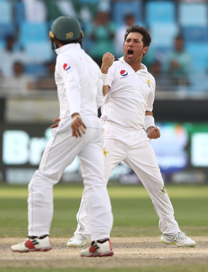 Yasir Shah determined represent Pakistan 2019 World Cup cricket
