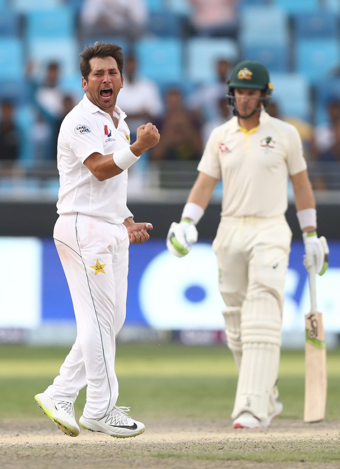 Yasir Shah backing Shadab Khan have successful Test career Pakistan cricket