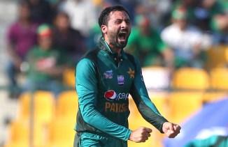 Junaid Khan miss rest ODI series New Zealand toe infection Pakistan cricket
