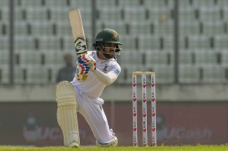 Mominul Haque 161 Bangladesh Zimbabwe 2nd Test Day 1 Dhaka cricket