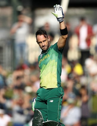 Faf du Plessis likely retire T20 Internationals after 2020 World T20 South Africa cricket