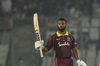 Shai Hope 146 not out Bangladesh West Indies 2nd ODI Dhaka cricket