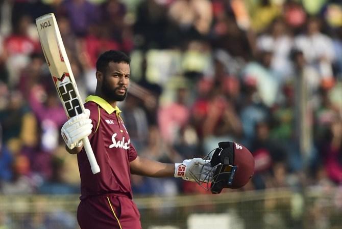 Shai Hope 108 not out Bangladesh West Indies 3rd ODI Sylhet cricket