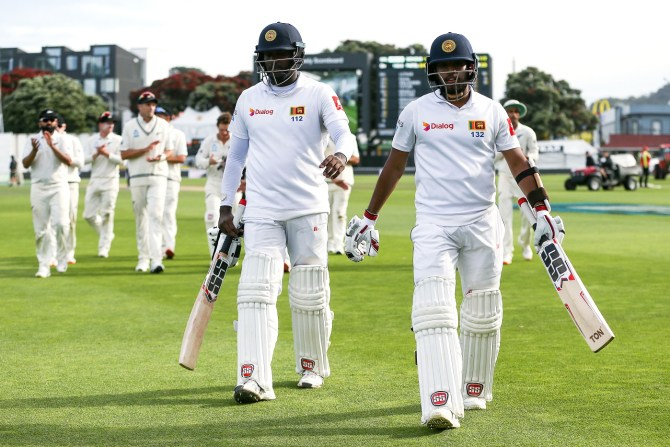 Rain ends 1st Test between New Zealand and Sri Lanka as a draw