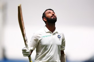 Cheteshwar Pujara 106 Australia India Boxing Day Test 3rd Test Day 2 Melbourne cricket
