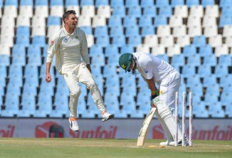 Duanne Olivier five wickets South Africa Pakistan Boxing Day Test 1st Test Day 2 Centurion cricket