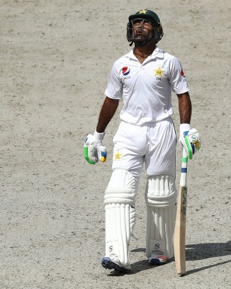 Mohammad Zahid wants Asad Shafiq to be dropped Pakistan South Africa cricket