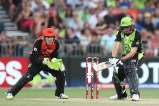 Jos Buttler 55 Sydney Thunder Perth Scorchers Big Bash League BBL 17th Match cricket