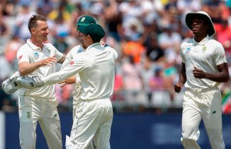 Dale Steyn four wickets South Africa vs Pakistan 2nd Test Day 3 Cape Town cricket