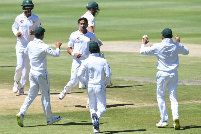 Mohammad Yousuf Pakistan could beat Australia if they played a Test series in Australia cricket