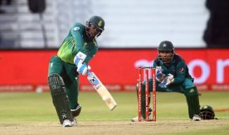 Ramiz Raja explains why he didn't translate Sarfraz Ahmed's racial slur towards Andile Phehlukwayo Pakistan South Africa cricket