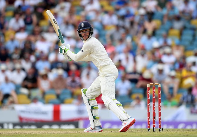 Trevor Bayliss concerned about Keaton Jennings' form with the bat England West Indies cricket