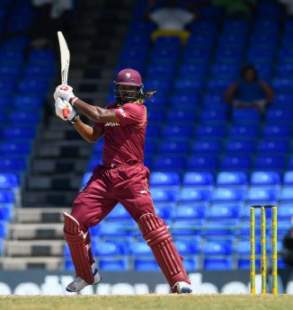 Chris Gayle said Babar Azam is always batting, even after a net session has finished