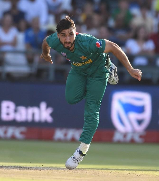Rashid Latif Usman Khan Shinwari needs to bowl slower deliveries and yorkers Pakistan cricket