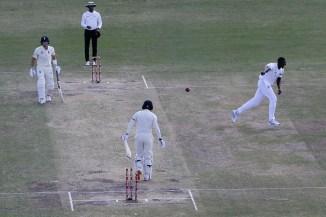 Jason Holder four wickets West Indies England 2nd Test Day 3 Antigua cricket