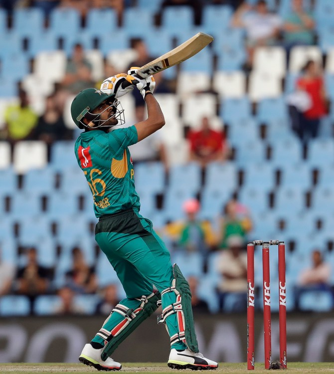 Rashid Latif Babar Azam can become as good as Inzamam-ul-Haq Younis Khan and Mohammad Yousuf Pakistan cricket