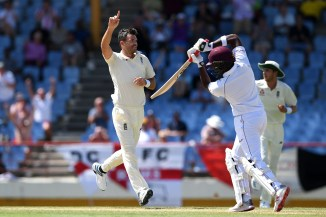 James Anderson three wickets West Indies England 3rd Test Day 4 St Lucia cricket
