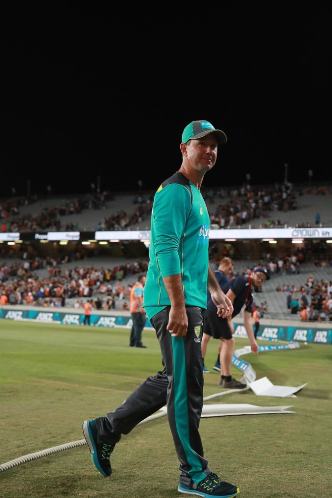 Ricky Ponting appointed Australia assistant coach for World Cup cricket