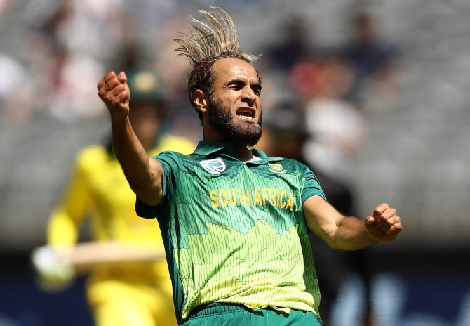 Imran Tahir to retire from ODI cricket after 2019 World Cup South Africa cricket