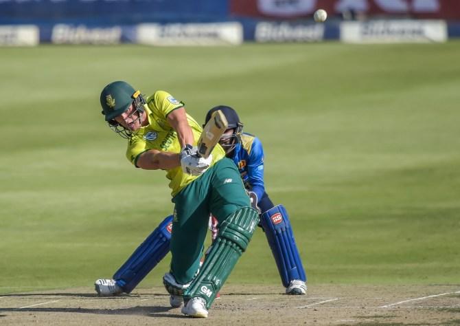 Dwaine Pretorius 77 not out South Africa Sri Lanka 3rd T20 Johannesburg cricket