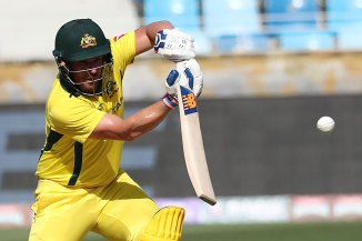 Aaron Finch praises Abid Ali and Mohammad Rizwan for their knocks of 112 and 104 in the 4th ODI in Dubai Pakistan Australia cricket