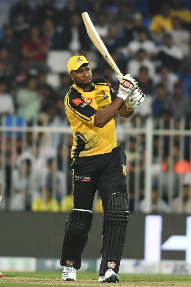 Kieron Pollard enjoying first visit to Pakistan West Indies Peshawar Zalmi Pakistan Super League PSL cricket