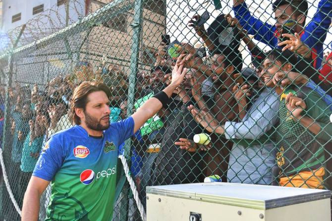 Shahid Afridi feels that young players are being called up to the Pakistan team too quickly cricket