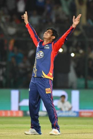 Umer Khan talks about going from being an unknown player to becoming a household name Pakistan Super League PSL Karachi Kings Pakistan cricket
