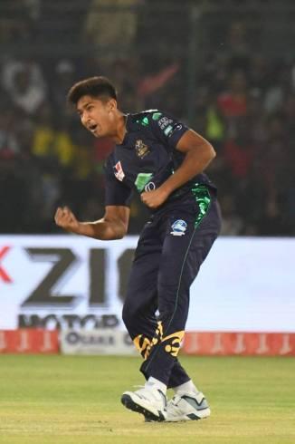 Aamir Sohail advises Mohammad Hasnain to work on over management and setting up batsmen to dismiss them Pakistan Super League PSL Quetta Gladiators Pakistan Australia ODI series cricket