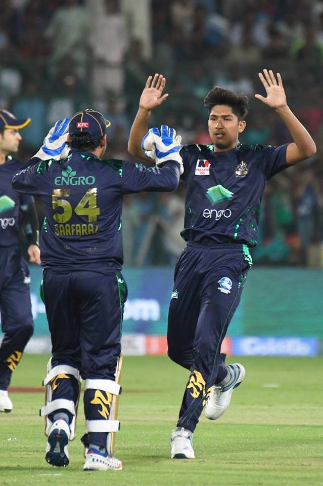 Shaun Tait impressed with Mohammad Hasnain and predicts big things for him in the future Pakistan Super League PSL Quetta Gladiators Pakistan cricket