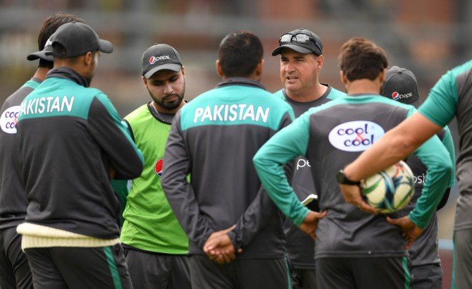 Mickey Arthur Pakistan not among favourites to win 2019 World Cup cricket