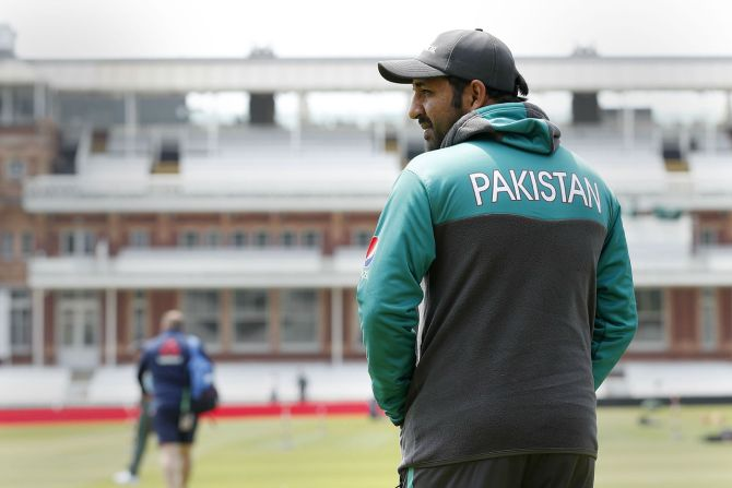 Sarfraz Ahmed insists that his relationship with head coach Mickey Arthur is very good Pakistan cricket