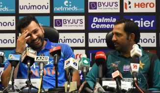 Sarfraz Ahmed insists Pakistan always willing to play India, whether it be at World Cup or in a bilateral series cricket