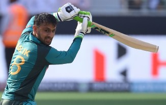 Shoaib Malik determined to perform in England during the ODI series and at the World Cup cricket