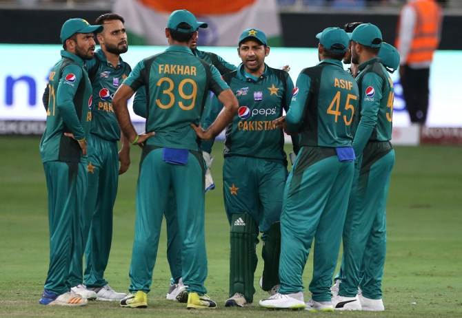 Sourav Ganguly backing Pakistan to do well at the World Cup cricket