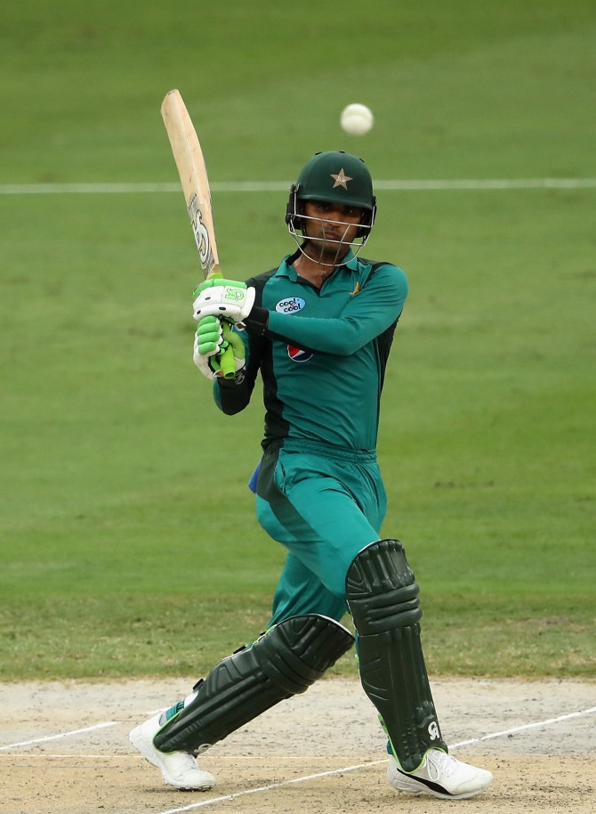Fakhar Zaman feeling confident ahead of the World Cup due to all the practice matches Pakistan are playing in England cricket
